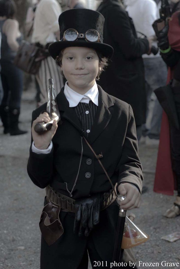 17+ best images about Steampunk Kids on Pinterest ...
