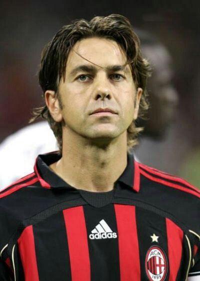 "Alessandro ""Billy"" COSTACURTA; 1986–2007 AC MILAN, 1986–87 loan Monza ITA"