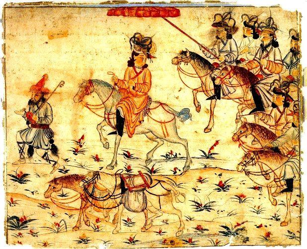 Marco Polo en el ruta de la seda.  #Marco #Polo #Kokochin #Kublai #Khan #Tabriz #Ghazan #Venecia #Venice #Khanbaliq #1295 #Xanadu #princesa #princess  #Persia #relato #historia #4vium #story #history #MarcoPolo
