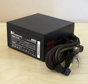 Kingwin Power Force 850W Power Supply Review