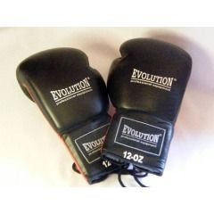 Evolution Professional equipment - Boxing gloves - Red 12 OZ - brand new - as per photo