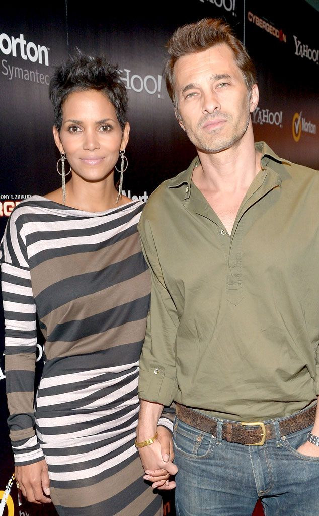 It's over for Halle Berry and Olivier Martinez. The 49-year-old actress has filed for divorce fr...