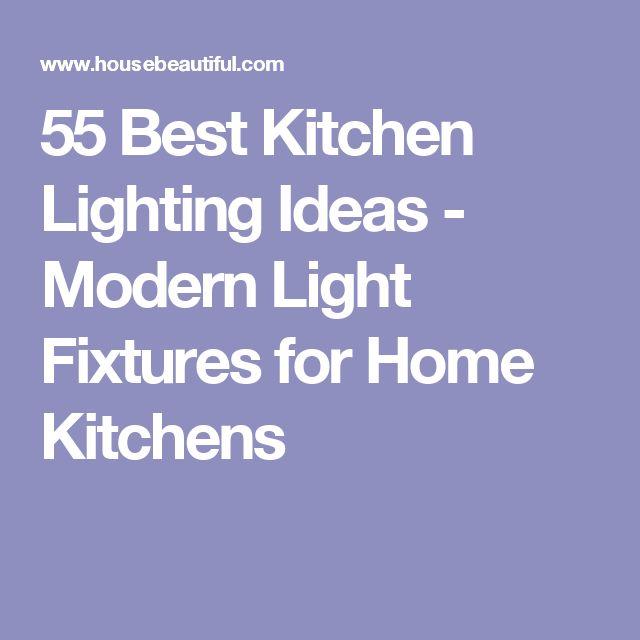 55 Best Kitchen Lighting Ideas