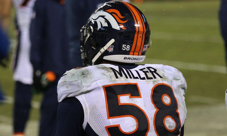 Can Von Miller be even better for the Broncos in 2017? = The thought of an improved Von Miller is enough to make every quarterback quiver in their beds at night from now until the start of the regular season. One vote is all that stood between the Denver Broncos' outside linebacker and last year's award for Defensive Player of the Year. There was plenty of sacking and dancing in a year where…..