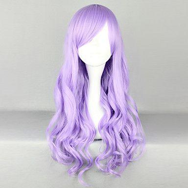 Fairy Princess Light Purple 70cm Perruque Lolita