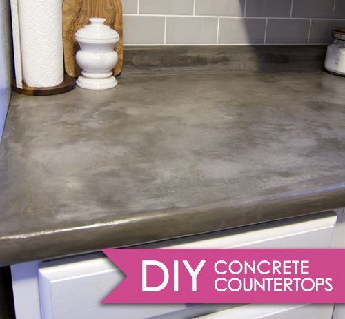 Self Leveling Concrete Countertop : Best images about concrete countertops on pinterest