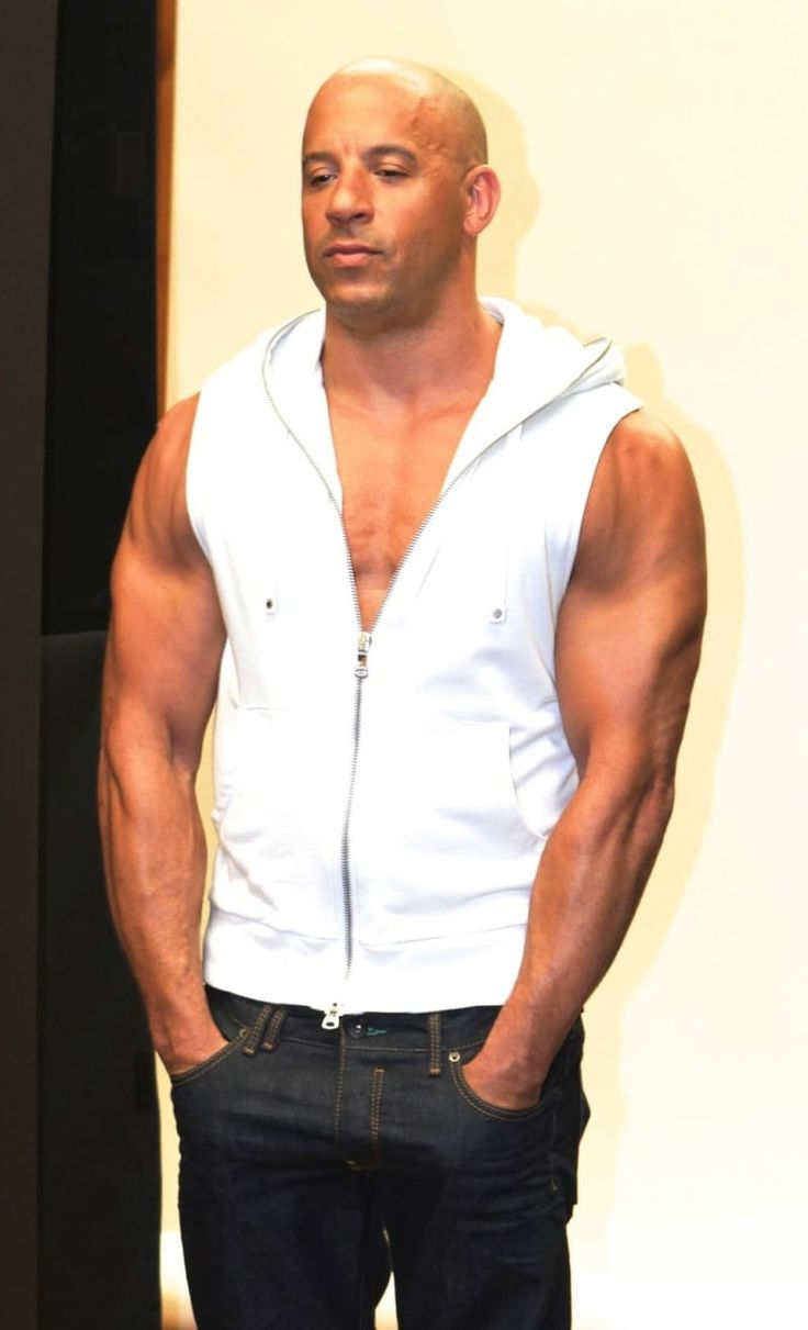 35 reasons why vin diesel is the sexiest being to ever walk this earth