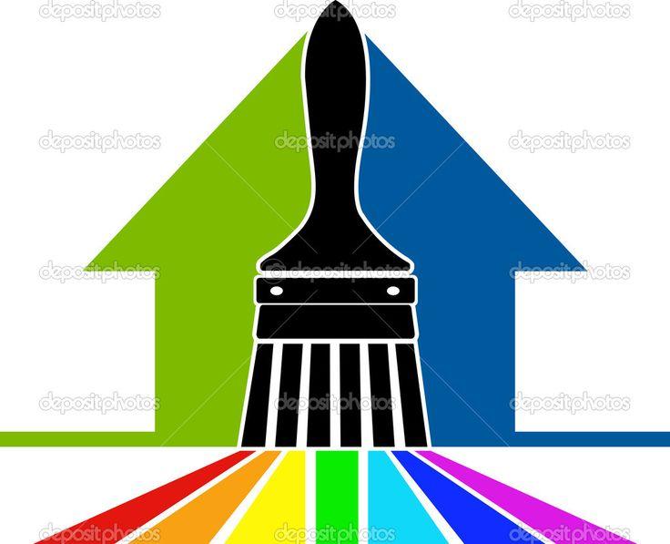 дизайн логотип краска - Поиск в Google
