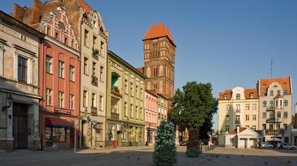 Unmissable Eastern European getaways - Torun, Poland