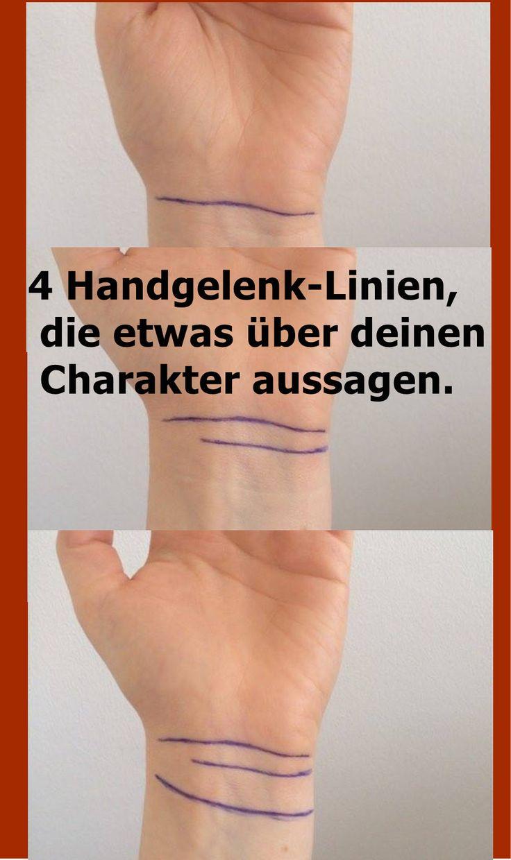 4 Handgelenk-Linien, die etwas über deinen Charakter aussagen. | drndex.com