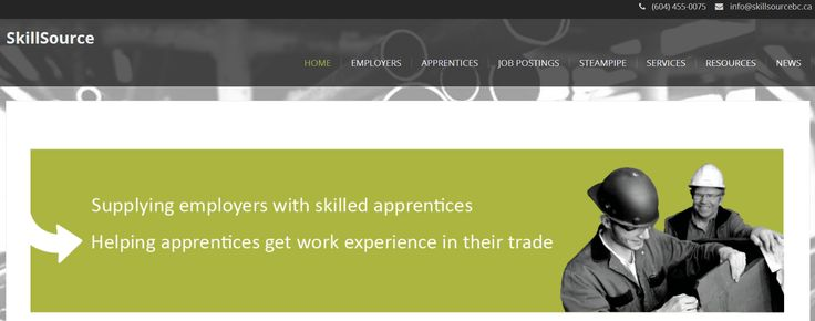 SkillSourceBC helps apprentices get work experience in their trade.