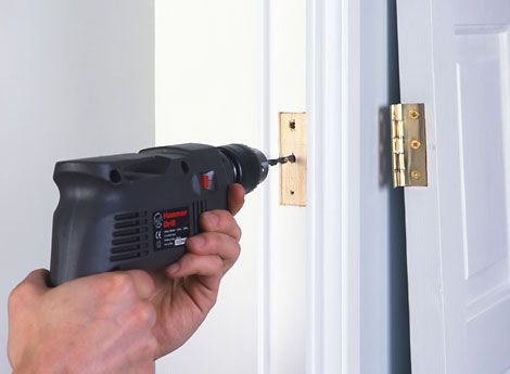 Door Repair 101: How To Fix A Squeaky Door Hinge, Gaps, And More
