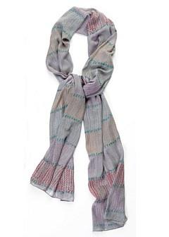 Virtu Artists Scarf $24.95 #fashion #plussize #winter
