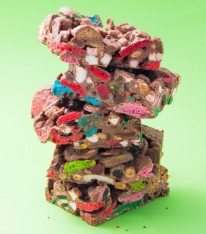 Adriano Zumbo's macaron rocky road.