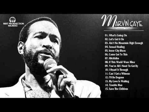 Marvin Gaye Greatest Hits Playlist - Marvin Gaye Best Of