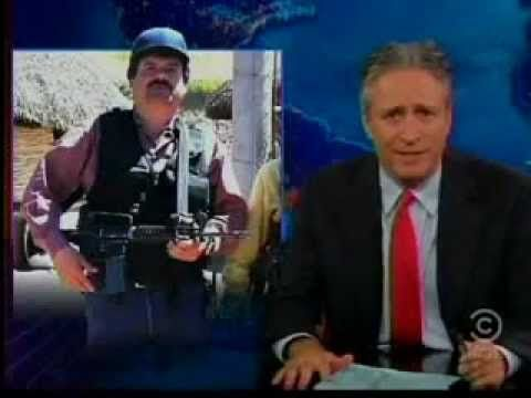 Jon Stewart Slams Obama Executive Privilege, Fast & Furious, and Eric Holder - YouTube