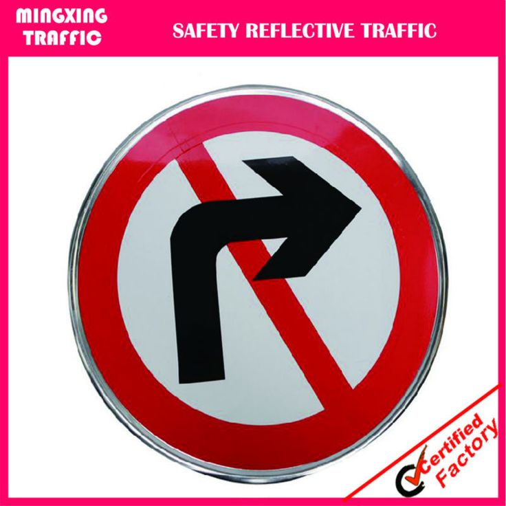 popular hot selling cheap price road traffic and safety signs