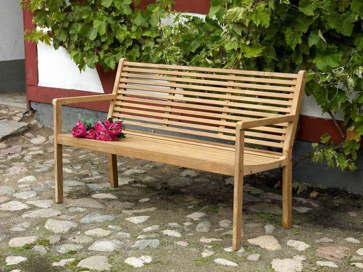canberra teak soffa