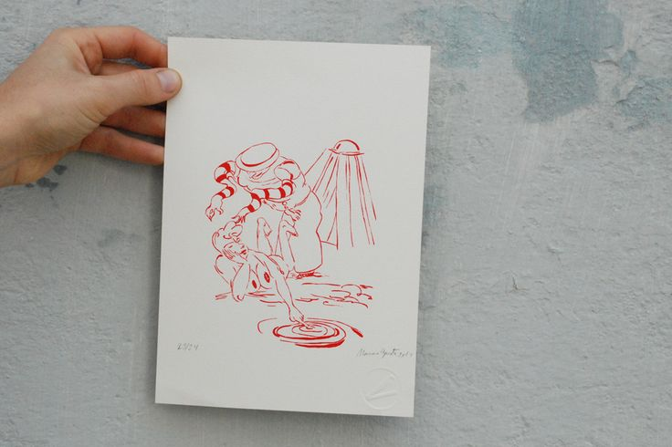 Erotic I - Serigrafia - Mariana Barrote 2014