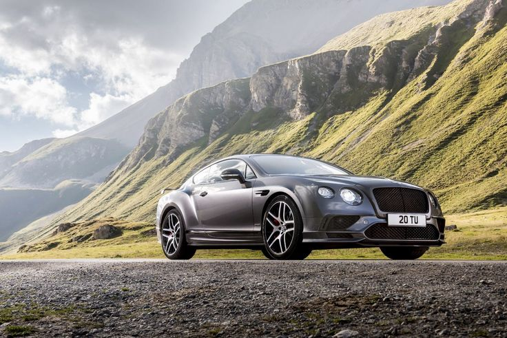 Bentley has introduced the Continental Supersports, the fastest and most powerful model it has ever built. It hits 60 mph from a stop in 3.4 seconds thanks to a twin-turbocharged, 6.0-liter W12 engine.