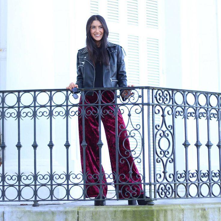 ¡Apostamos todo al #velvet! #algobonito #algobonitoenotoño #nuevacoleccion #nuevo #moda #fashion #style #new #pantalon #terciopelo #granate #burdeos #marsala #velvet #trousers #tendencias #fall #otoño #newcollection #shopping #novedades #timeforshopping