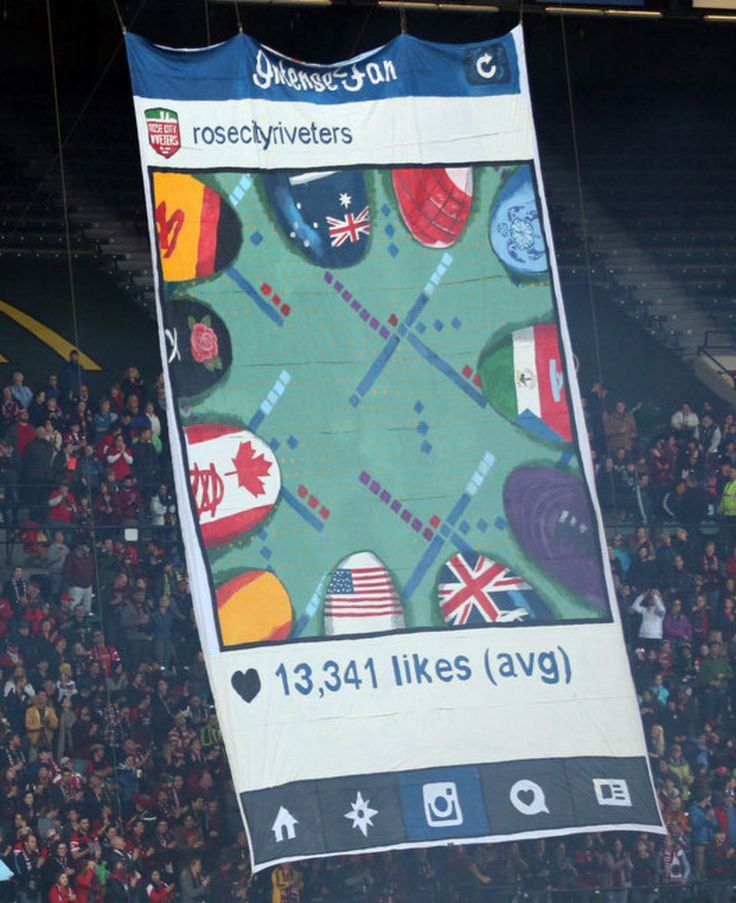 The making of the Rose City Riveters' international-themed tifo, featuring #PDXCarpet (VIDEO)