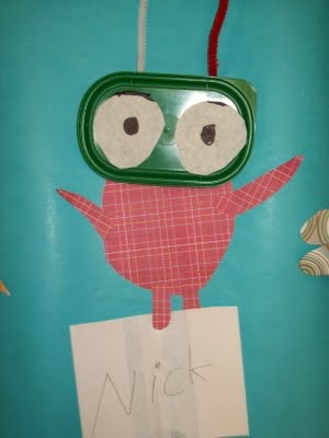 """this teacher created a """"litterbug museum"""" with art using what would have been trash!"""