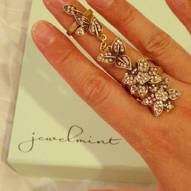JewelMint- looks like something my mom would love