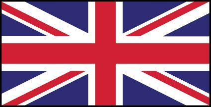 Banderas de Europa | Bandera de Reino Unido