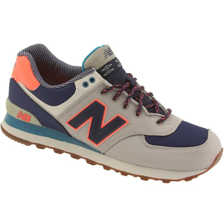 New Balance Men 574 Weekend Expedition ML574EXC (gray / stone grey / sailor blue / dragonfly)