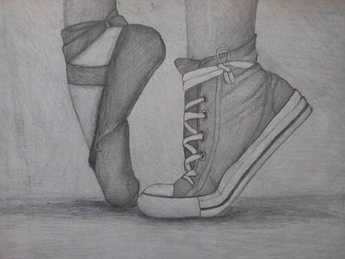 art, ballet, beat, beautiful, best, converse, cute, dance, drawing, feeling, friends, girl, heart, memories, moments, pencil, perfect, time, wonderful, wow, black & white