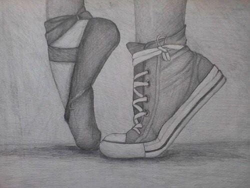 art, ballet, beat, beautiful, best, converse, cute, dance, drawing, feeling, friends, girl, heart, memories, moments, pencil, perfect, time, wonderful, wow, black & white