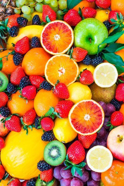 Vinilos para neveras frutas