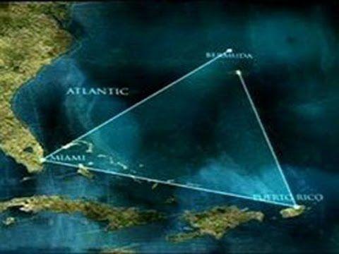 Земля. Территория загадок. Бермудский треугольник - гавань пропавших кор...