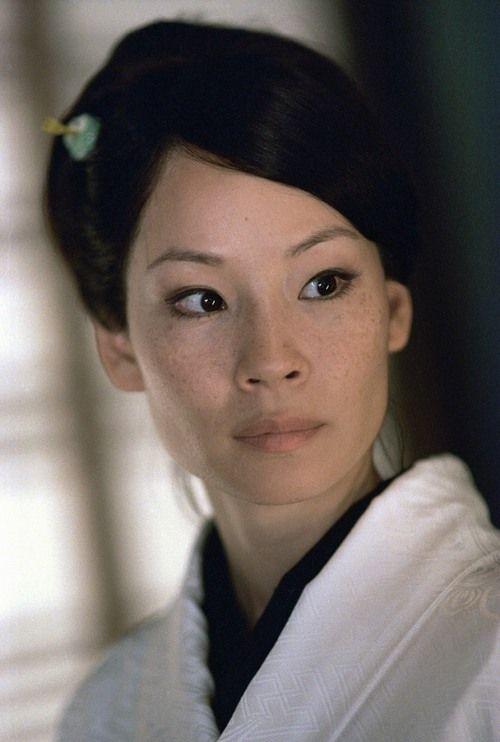 Lucy Liu in Kill Bill vol. 1