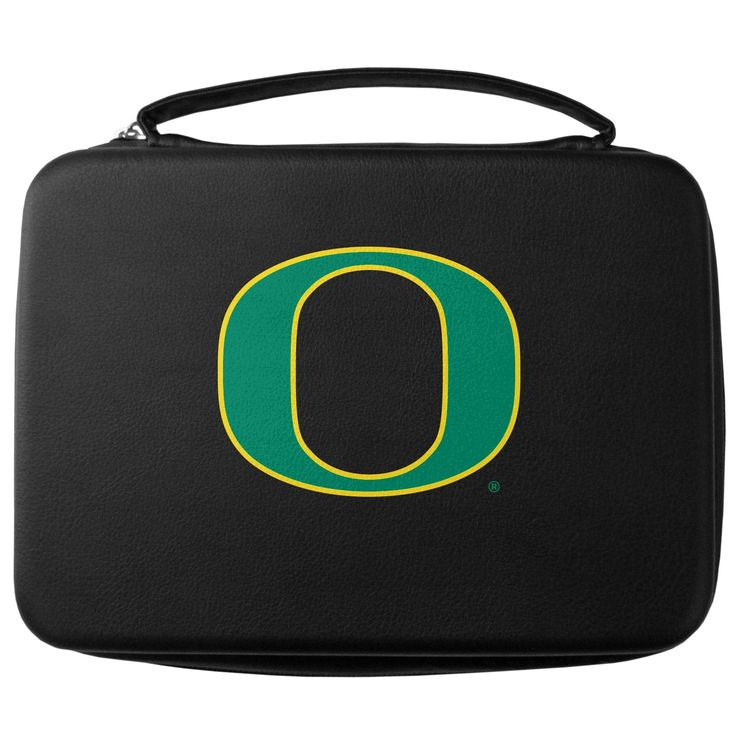 """Checkout our #LicensedGear products FREE SHIPPING + 10% OFF Coupon Code """"Official"""" Oregon Ducks GoPro Carrying Case - Officially licensed College product Water resistant case and zipper system Fits GoPro 1,2,3,3+ and 4 Insert fits camera, housings, SD memory card, battery, power plug, remote control, battery pack and LCD Oregon Ducks large printed logo - Price: $22.00. Buy now at https://officiallylicensedgear.com/oregon-ducks-gopro-carrying-case-cgp50"""