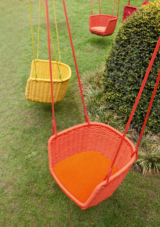 Paola Lenti little hanging chair