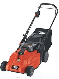 Buy this BLACK+DECKER CM1936ZA 36V Cordless Electric Lawn Mower with deep discounted price for excellent lawn mowing experience.