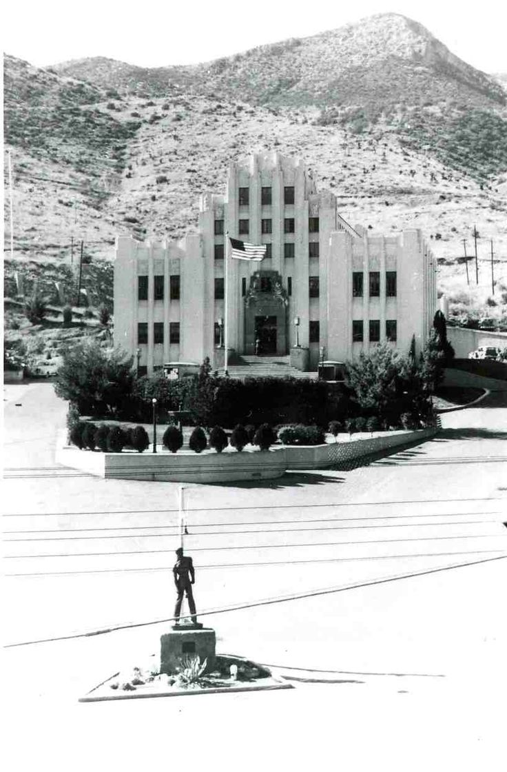 Arizona cochise county cochise - One Of The Iconic Structures Of Bisbee Arizona The Cochise County Courthouse The