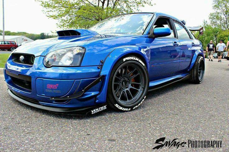 Subaru Impreza STI #Perfection