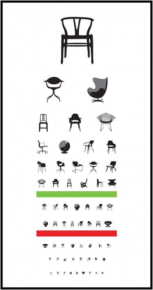 #Design #Chaises // #Idees pour le Salon de l'Habitat de Clermont-Ferrand 21 > 24 mars 2014, Grande Halle d'Auvergne. Aménagement - Décoration - Design - Maison - Jardin