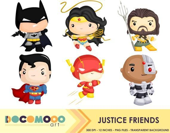 Art Clip Clipart Cliparthero Digital Heroes Justice League Png Superhero Superheroes
