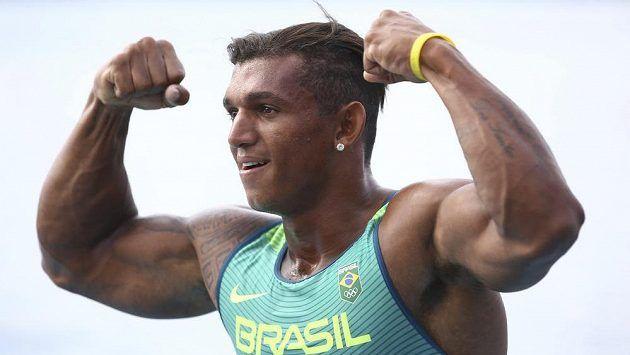 Isaquias Queiroz Dos Santos, Rio Olympic Canoe Gold