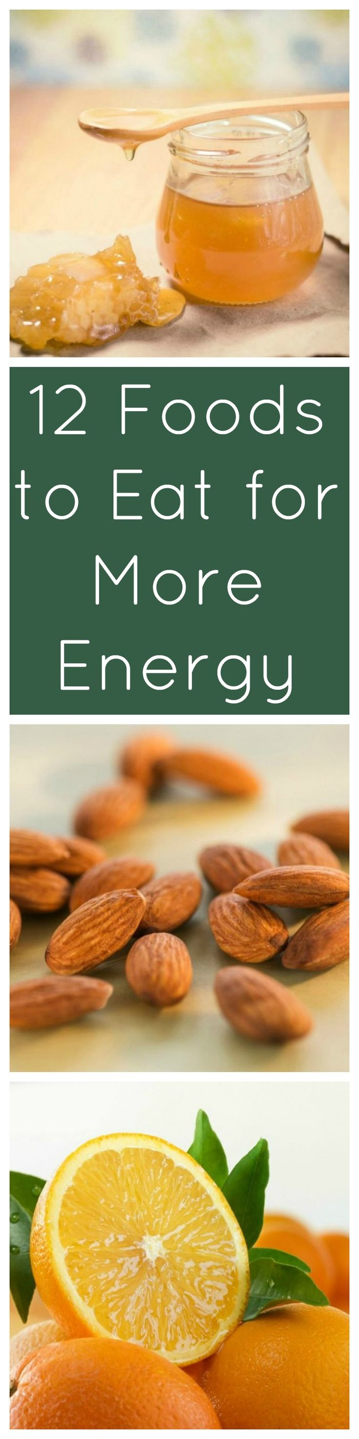 12 Best Foods to Eat for More Energy
