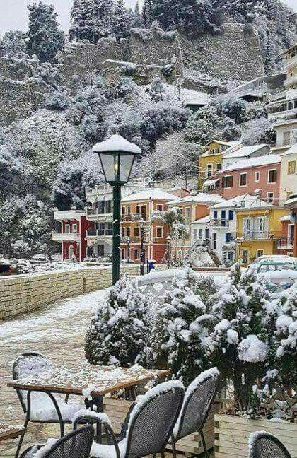 Parga, Epirus region, Greece