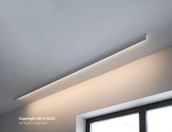 KLUS lighting concept of the LIT-L profile