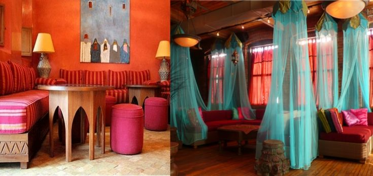Morracan And Bohemian Furniture And Home Decor Home Decorating With A Moroccan Theme My