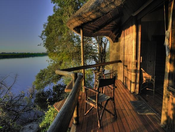 Xugana Island Lodge, set deep in the Okavango Delta is the perfect place to unwind and reconnect. www.go2africa.com/accommodation/3008/at-a-glance/xugana-island-lodge