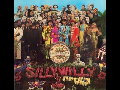 Sgt. Pepper's Lonely Heart Club Band. Full album - Cover by Silly Willy and Stein - YouTube