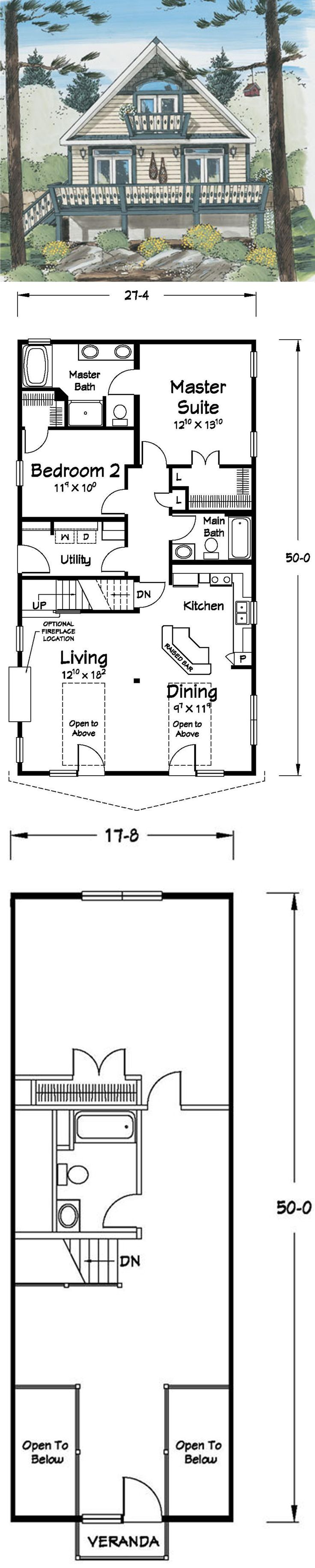 36 best cape cod homes images on pinterest floor plans for Best cape chalet modular floor plans